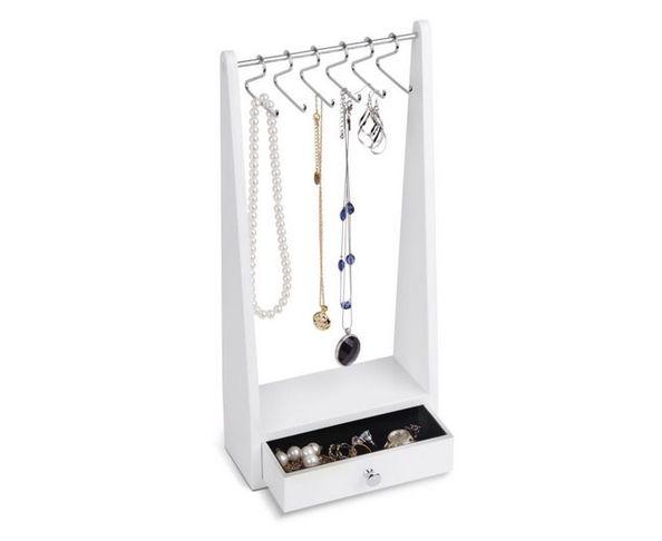 Porte Bijoux avec compartiment - Umbra