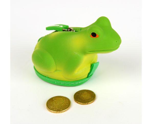 Porte monnaie grenouille