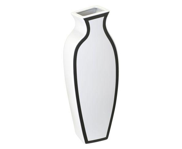 Vase Grafyk 41 Blanc - La Chaise Longue