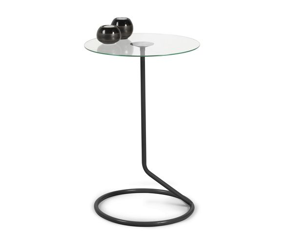 Table Loop Side Black - Umbra