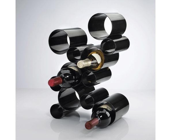 Casier à bouteilles - Cru Wine Rack Black