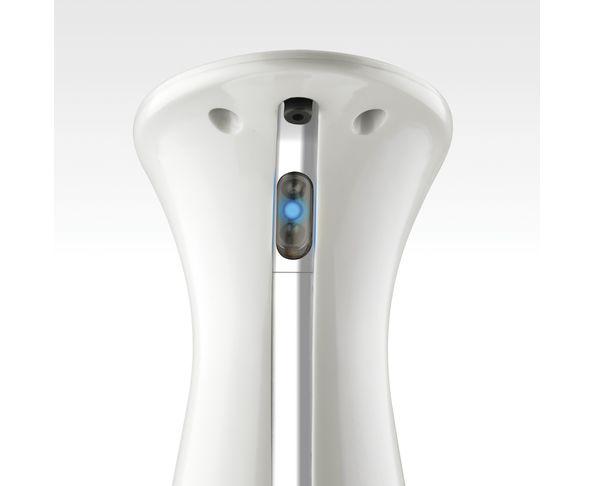 Distributeur de savon electronique blanc