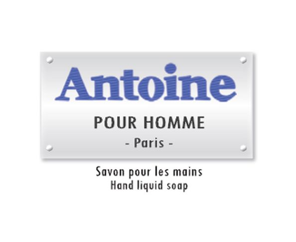 Antoine Savon Flacon de 500ml