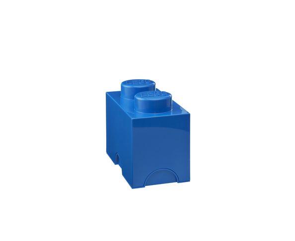 Boite Lego Bleu 2 plots