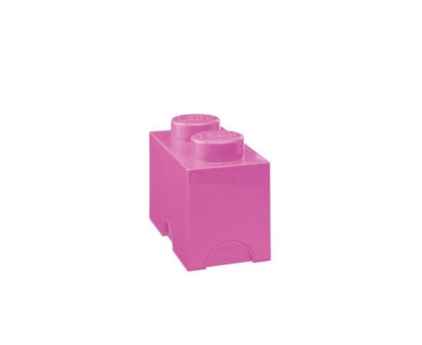 Boite Lego Rose 2 plots