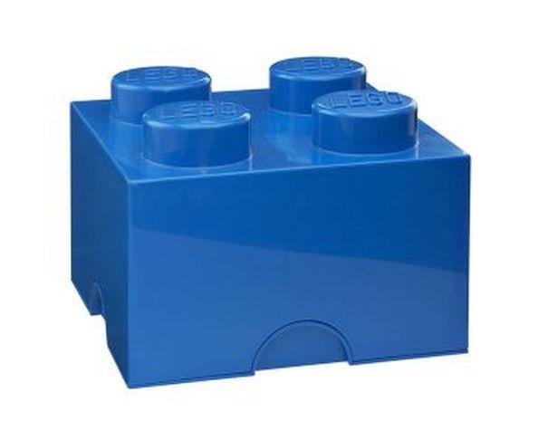 Boite Lego Bleu 4 plots