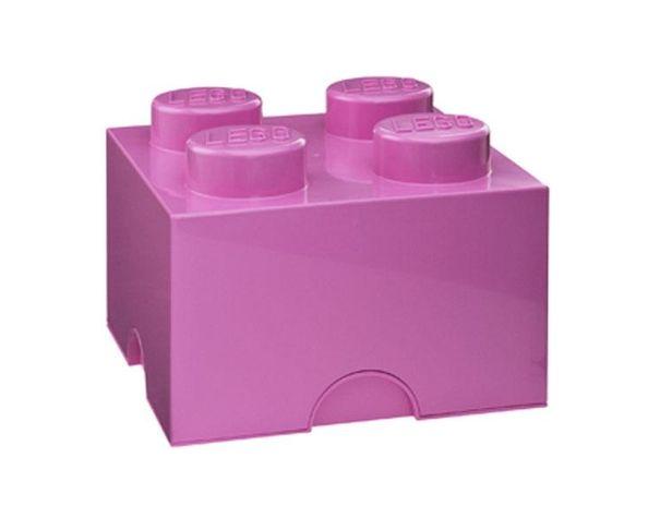 Boite Lego Rose 4 plots