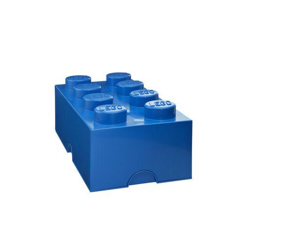 Boite Lego Bleu 8 plots