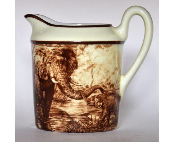 Crémier porcelaine Kenya Maison de Famille