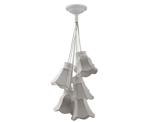 Suspension Granny Blanc - Zuiver