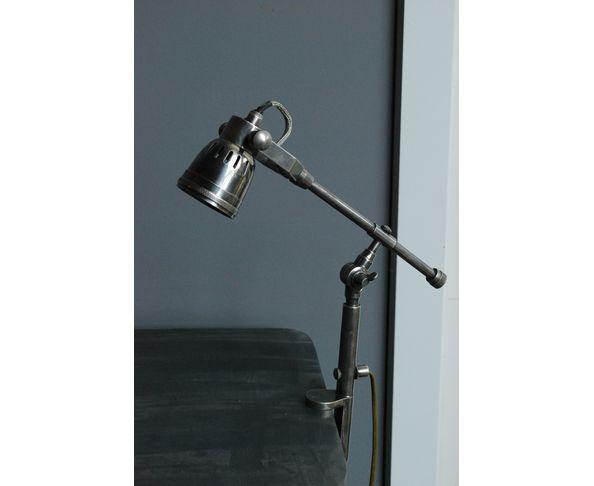 Lampe d'étagère Serre-joint - Chehoma