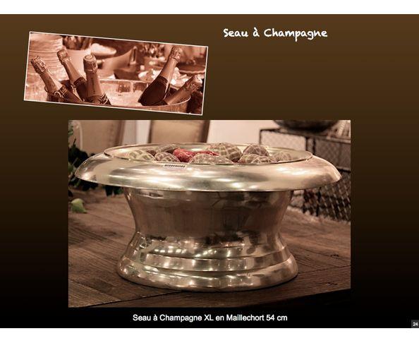 Seau à champagne XL - Chehoma