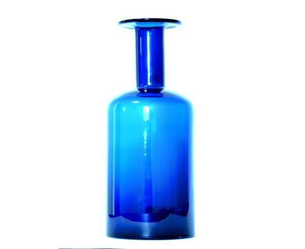 Carafe bleu long col Chehoma