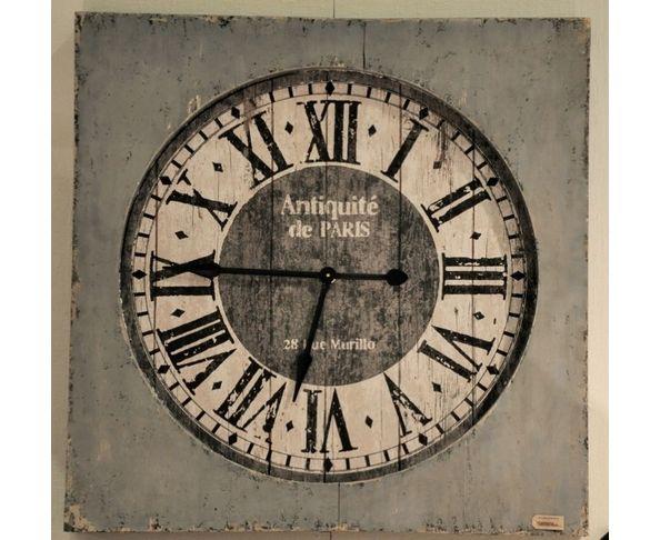 Horloge Antiquité de Paris