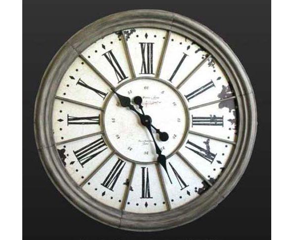 Horloge Hotel du Louvre - Chehoma