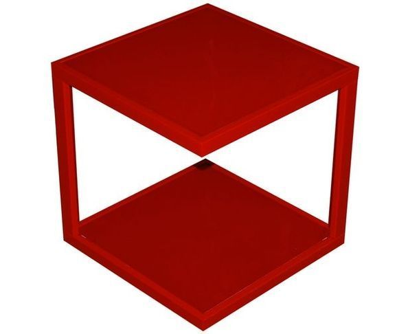 Table Modulo rouge
