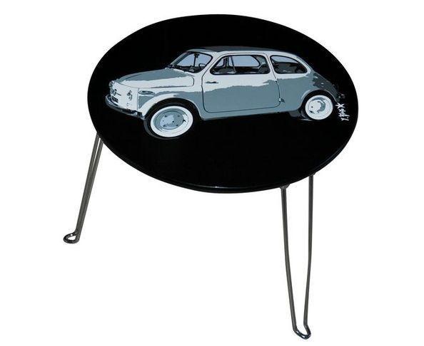 "Table pliable ""Ma petite caisse"""