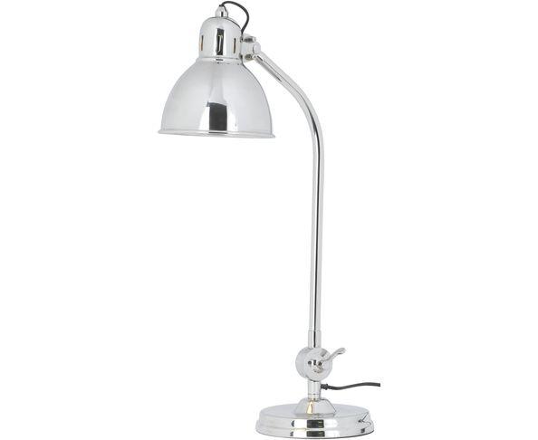 Lampe Bureau Nickel - Athezza