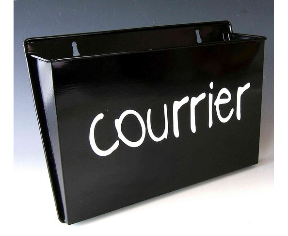 porte courrier mural m tal range courrier mural m tal original l phant pictures to. Black Bedroom Furniture Sets. Home Design Ideas