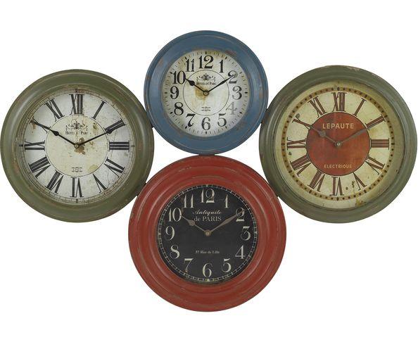 Horloges S/4  - Athezza