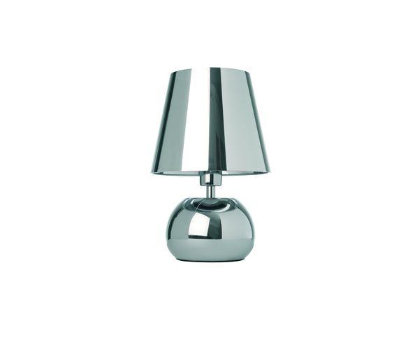 Lampe Chromée