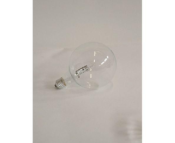 Ampoule Eco Globe claire 120 halogène 42w/E27 - Chehoma