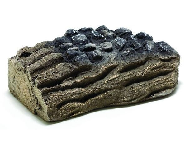 Buches céramiques pour cheminée au bioéthanol