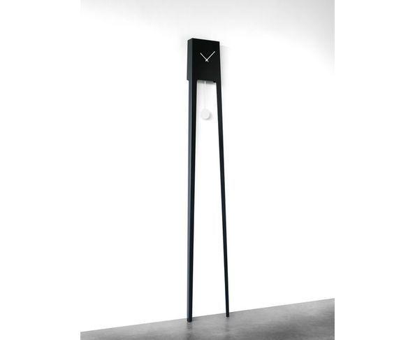 Horloge Tiuku noir - Covo