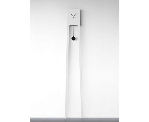 Horloge Tiuku blanc - Covo