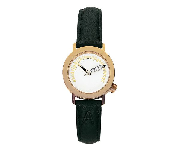 Montre Akteo Ecrivain lady or