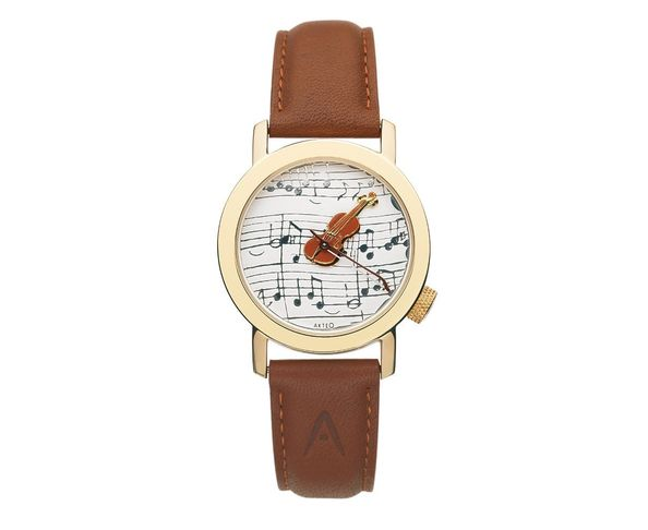 Montre Akteo Violon Strad Or