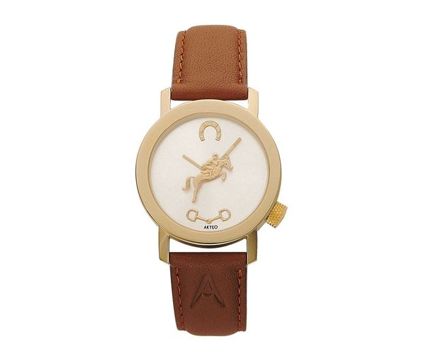 Montre Akteo Equitation or