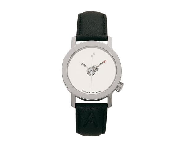 PLUS COMMANDABLE - Montre Akteo Guitare Blues