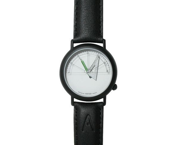 Montre Akteo Architecte 01 black