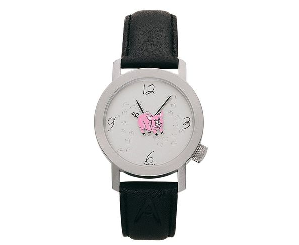 PLUS COMMANDABLE - Montre Akteo Cochon Fou