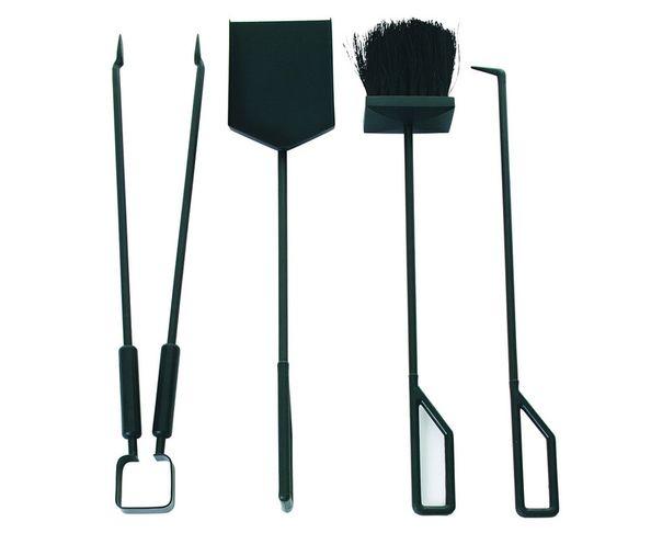 Fire tools : seau et 4 accessoires - Eno