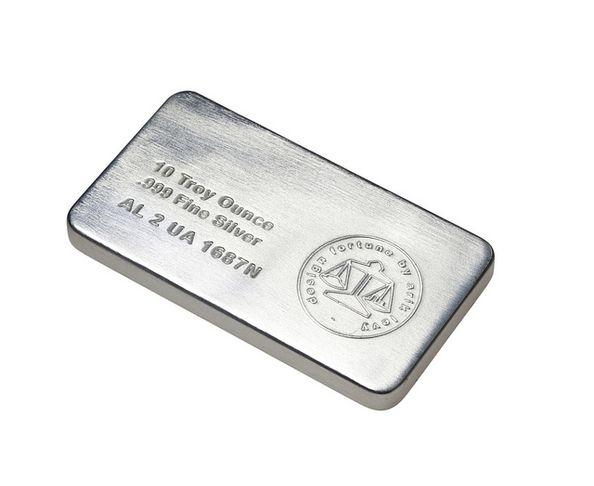 Silver : presse papier en métal argenté - Eno