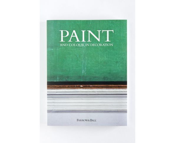 "Livre ""Paint & Colour in Decoration de Farrow & Ball"