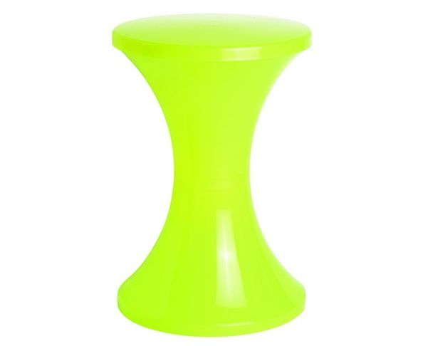 Tabouret Tam Tam FLUO Yellow (jaune) - Branex Design