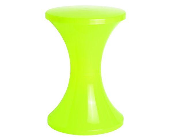 Tabouret Tam Tam FLUO Yellow (jaune) - Branex Design