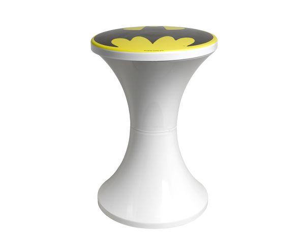 Tabouret Tam Tam Warner Bros Collection Super Heros Batman Logo - Branex Design