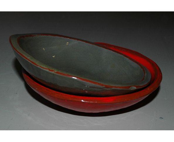 Coupelle émaillée - Fabrication artisanale