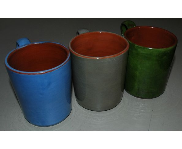 Mug émaillé - Fabrication artisanale