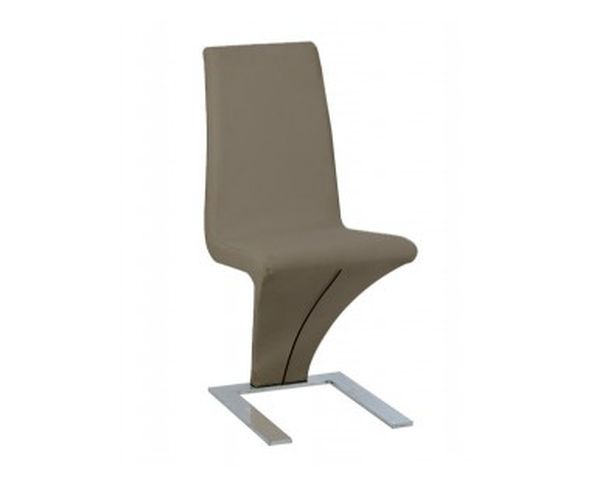 Chaises design, lot de 2