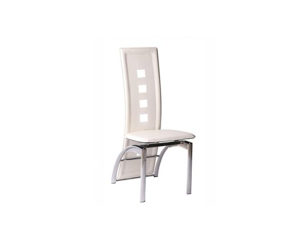 Chaises design, lot de 4