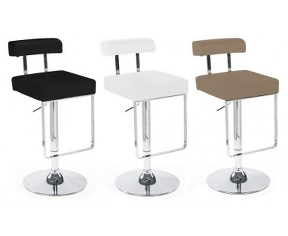 tabouret de bar pivotant sur deco and me. Black Bedroom Furniture Sets. Home Design Ideas