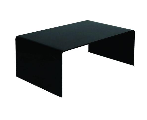 Table basse épurée