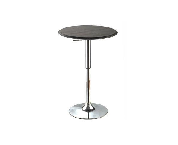Table de bar réglable en hauteur