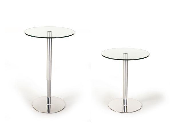 Table de bar, table de repas up/down