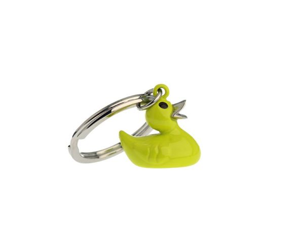 Porte clé canard Lime